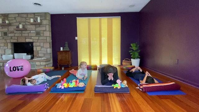 Animal Kids Yoga with Erica