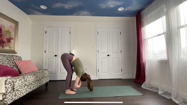Stretch + Relax Beginner Practice wit...