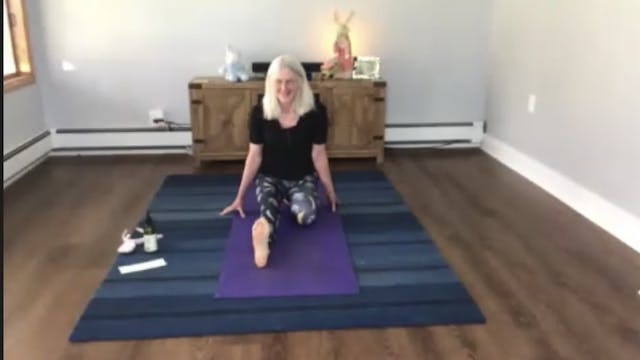 Self-Care Core Flow  Livestream with ...