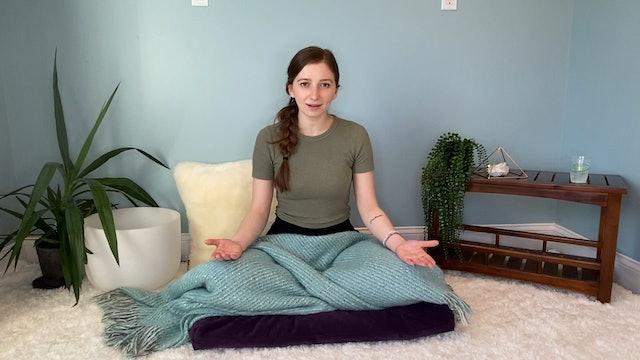 15 Minute Yoga Nidra with Leslie