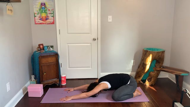 Gentle Flow for Surrender with Barbara