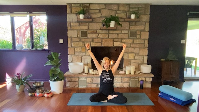 Sacral Chakra Opening Flow  with Liz