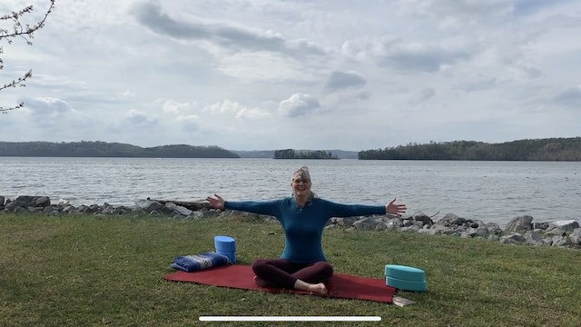 Gentle Practice to Release Tension with Theresa