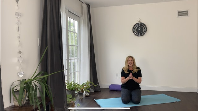 Go Slow Morning Gentle Flow with Christine