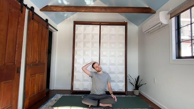 Gentle Yoga: Part 1