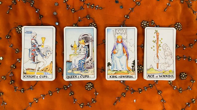 The Art of the Tarot: A Card Reading Course Day Three