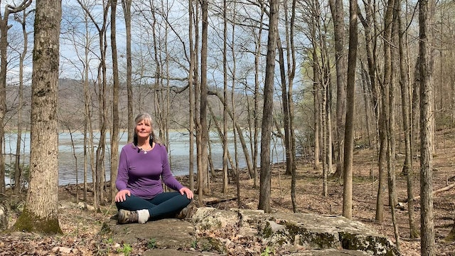 Sensing Your Breaths Movement  Meditation with Theresa