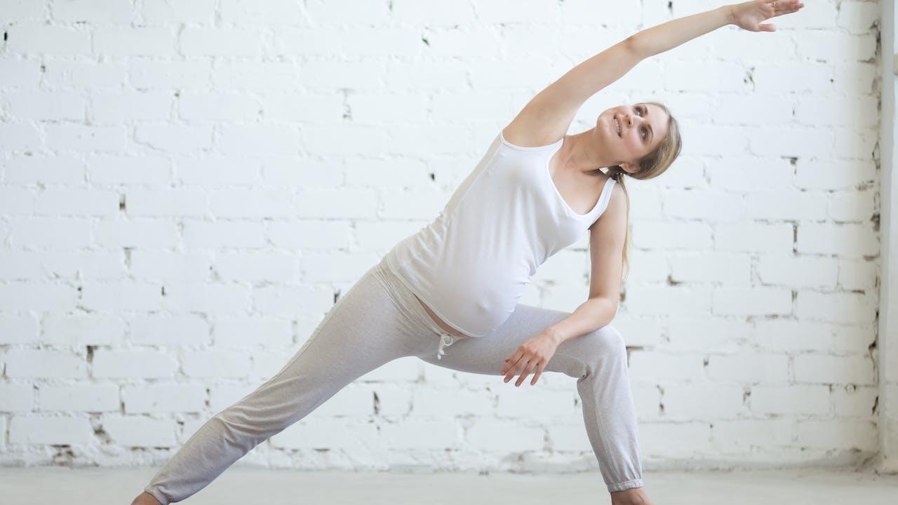 Prenatal Yoga Series for All Trimesters