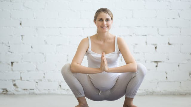 PreNatal Yoga for the First Trimester