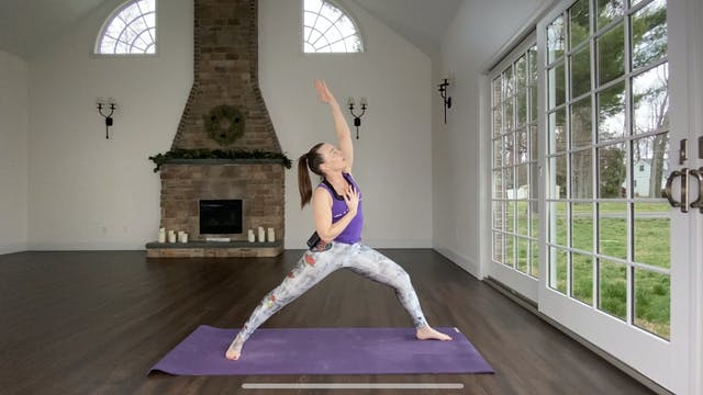 Core Yoga Flow with Diana