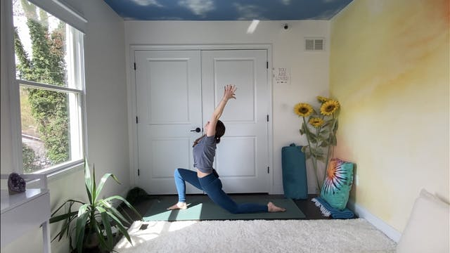 Steadiness and Ease Beginner Flow wit...