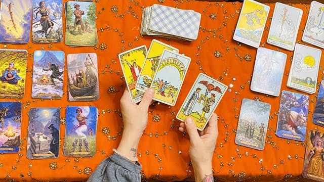 Tarot Toolbox: How to do a Reading