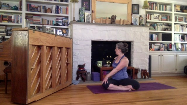 Vinyasa Flow Basics  Livestream with Sherry