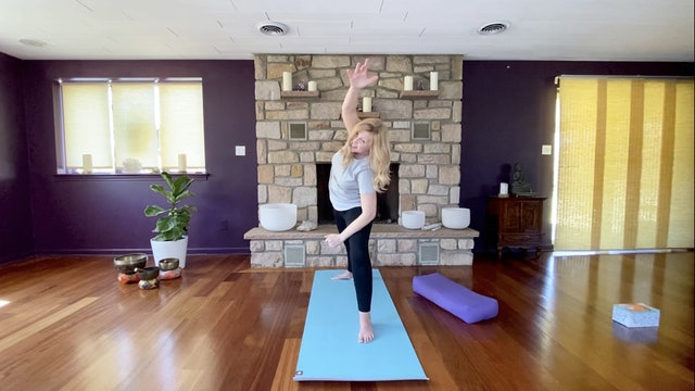 Let Go Gentle Flow with Christine