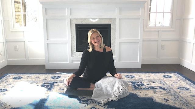 Loving Kindness Meditation with Liz