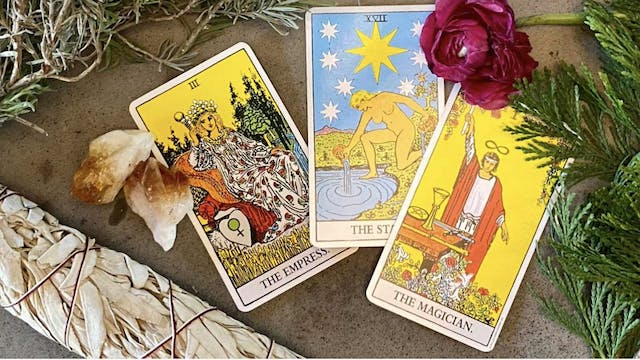 The Art of the Tarot: A Card Reading Course