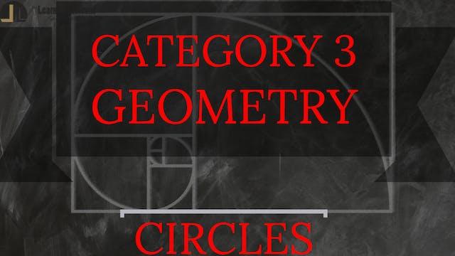 C. Circles