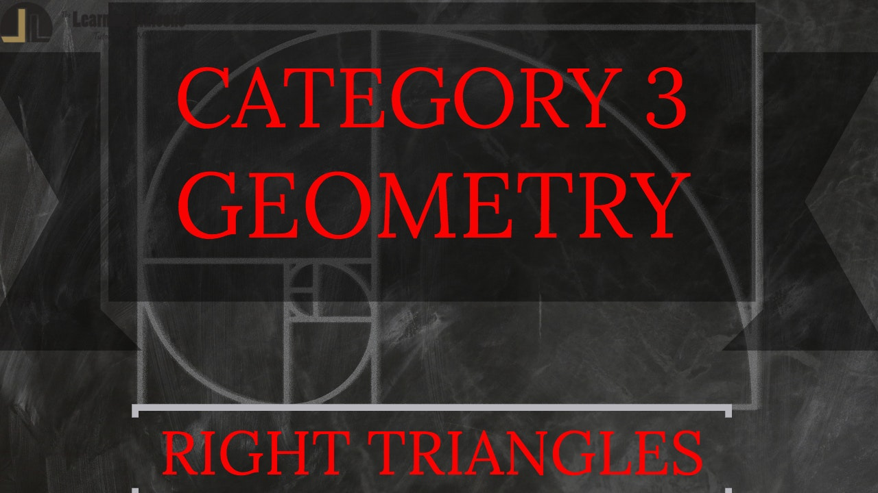 B. Right Triangles