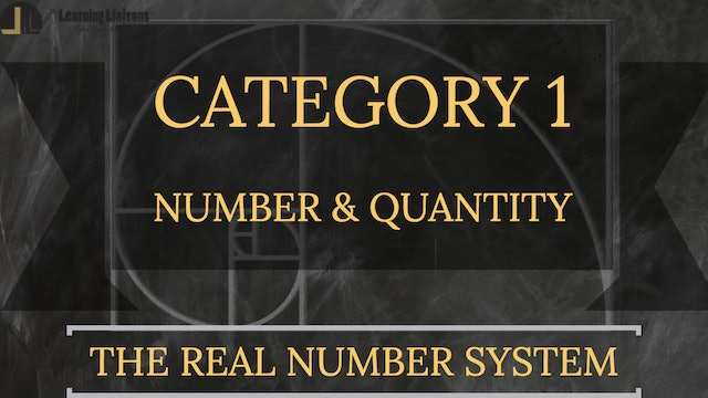 B. The Real Number System