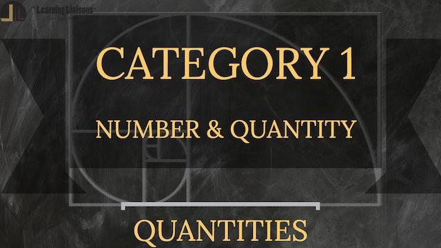 C. Quantities