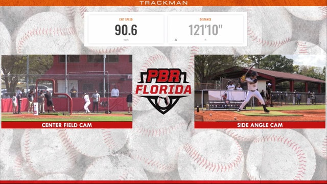 2021 PBR Florida Preseason Classic - Day 4 - BP - Part 1