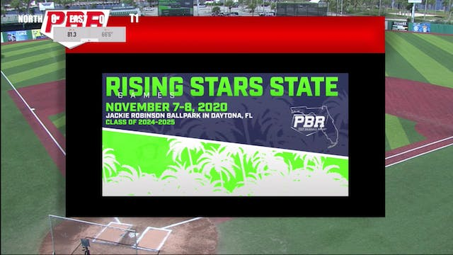 11/7/2020 - Rising Stars State Games NvE