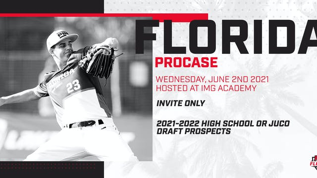 2021 PBR Florida ProCase - Game 1