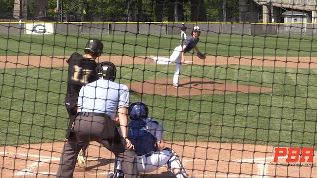 5/21/21 - Heubeck Pitches Gilman To Playoff Win