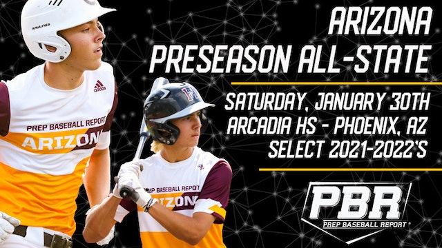 2021 PBR Arizona Preseason All-State Games (Upperclass) BP