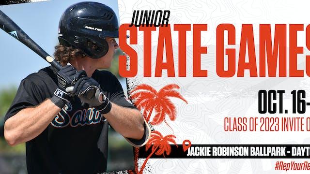 2021 PBR Florida - Junior State Games...