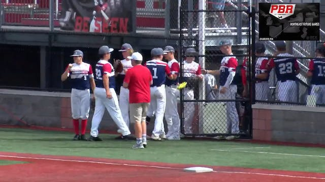 PBR NORTHEAST FUTURE GAMES - TEAM MAS...
