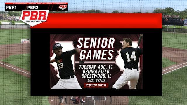 8/11/2020 - Senior Games (G1)