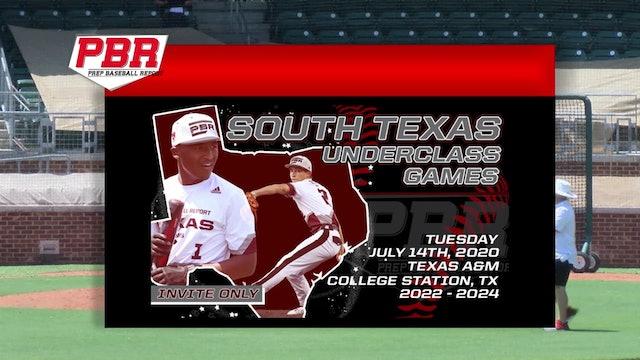 7/14/2020 - South Texas Underclass Games (G1: T4-B3)