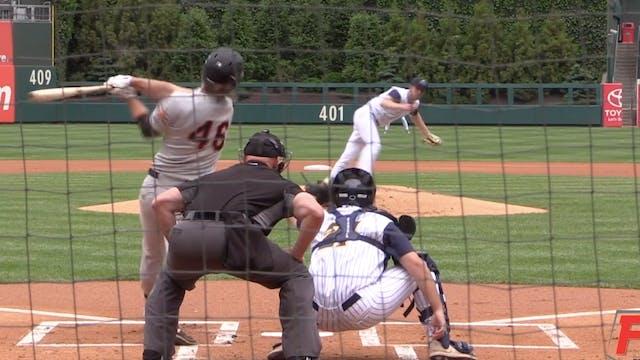 5/25/21 - Dylan Heid Cruises In MLB D...