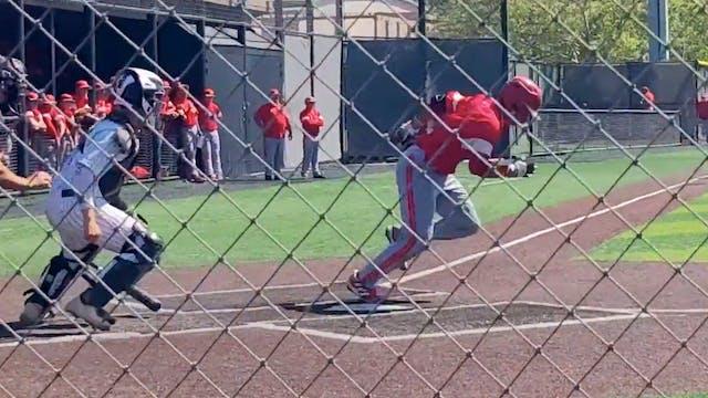 4/8/21 - Matthew Polk Shows His Speed