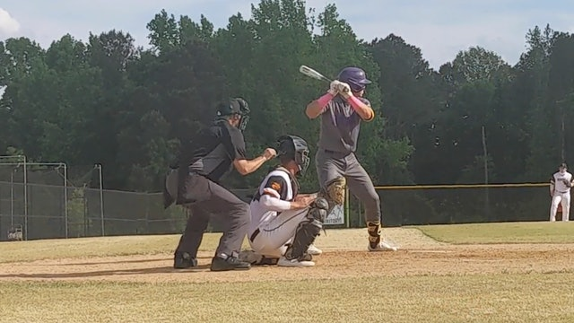 5/6/21 - NC Catcher Showdown