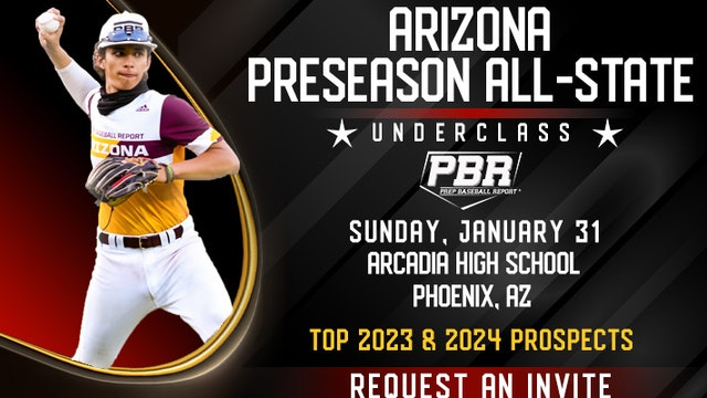 2021 PBR Arizona Preseason All-State Games (Underclass) Game 2 - Part 1