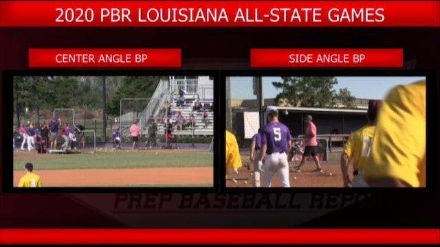 8/7/2020 - Louisiana All-State Games (BP)