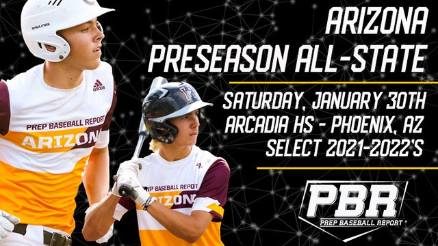 2021 PBR Arizona Preseason All-State Games (Upperclass) Game 1
