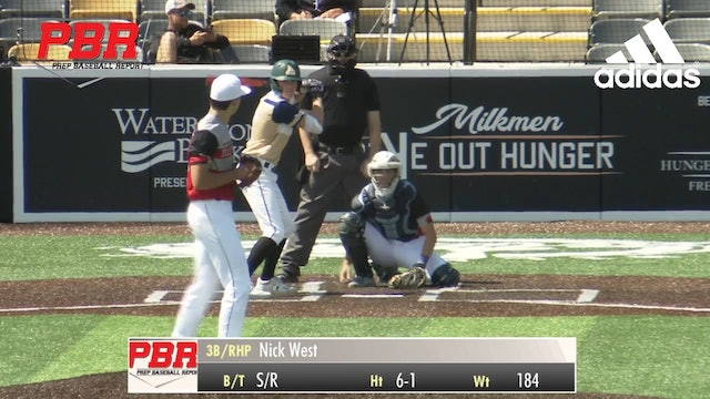 8/2/2020 - Midwest Future Games WI. vs IL. (G6)