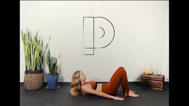 Pilates Basics Level 1 (27 min) No props needed