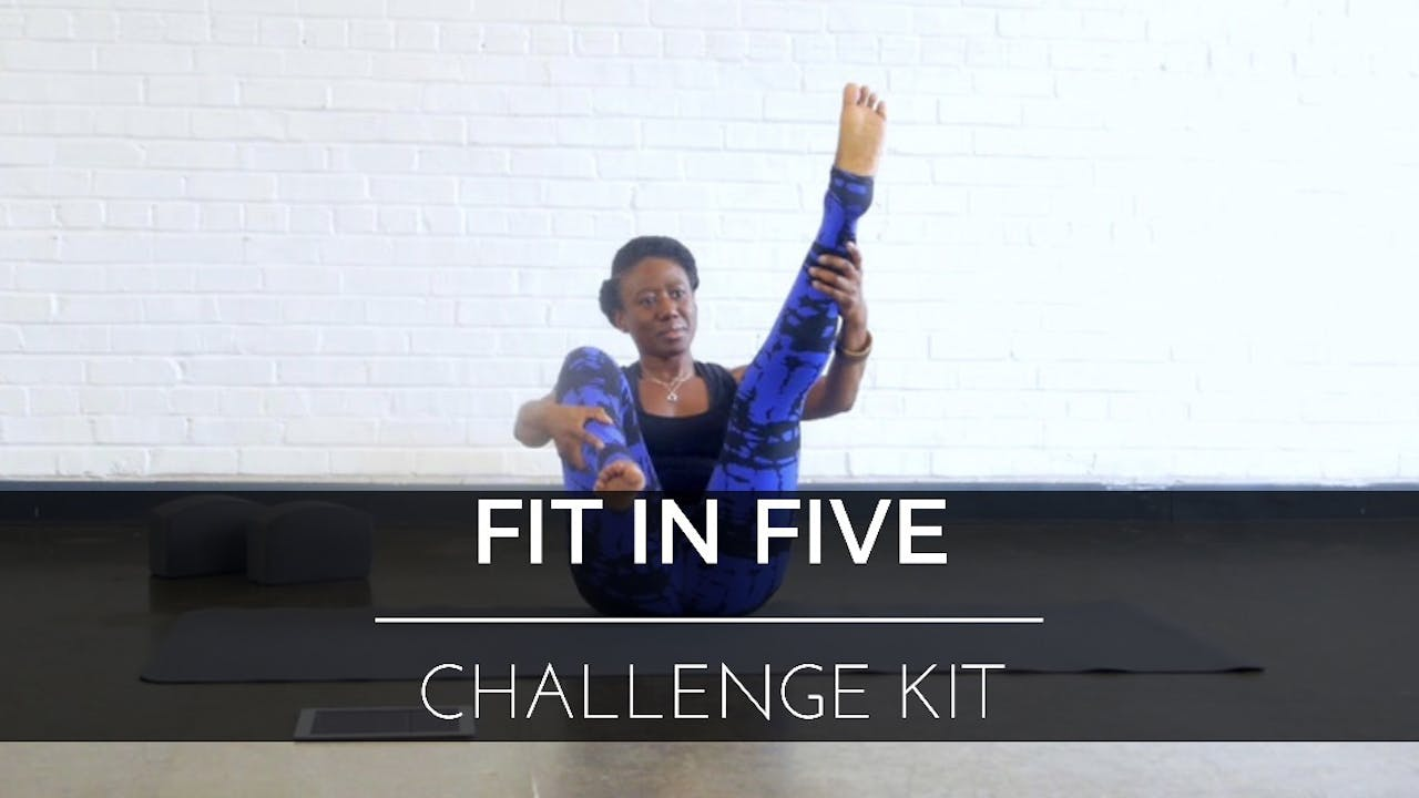 Fit in Five Challenge Kit