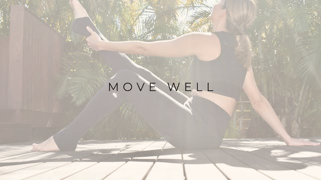 MOVE WELL TRAILER