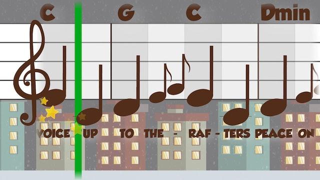Ode to Joy (Performance B&W -- Holiday Prodigies -- Easy)