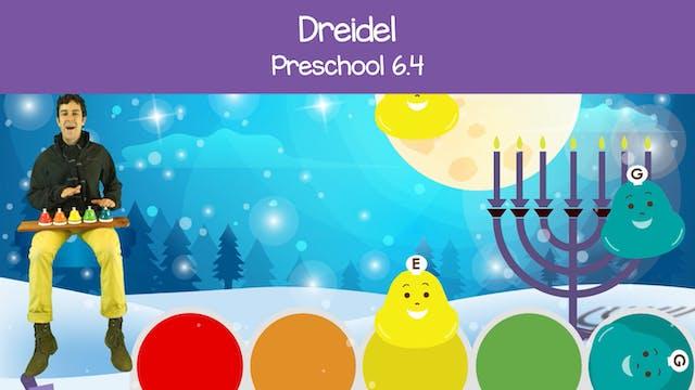 Dreidl (Preschoool 6.4)