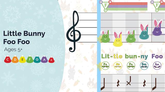 Little Bunny Foo Foo - Holiday Prodig...