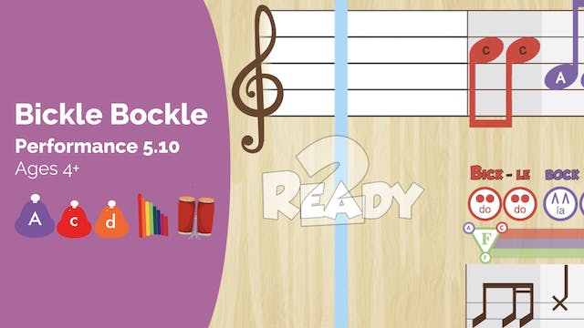 Bickle Bockle -- LA Do Re -- (Perform...