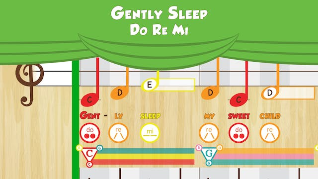 Gently Sleep -- Do Re Mi -- (Performa...