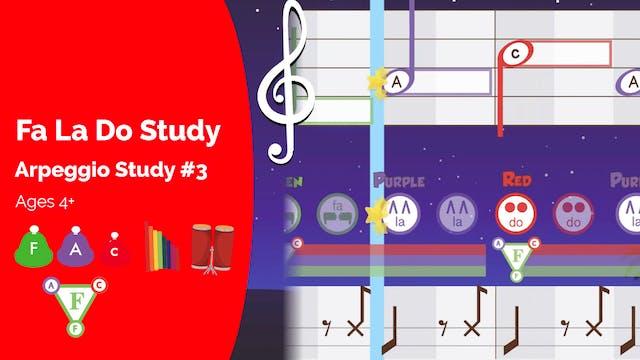 Fa La Do Study 1