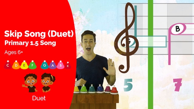 Musical Skips Duet (Song -- Primary 1.5.3)